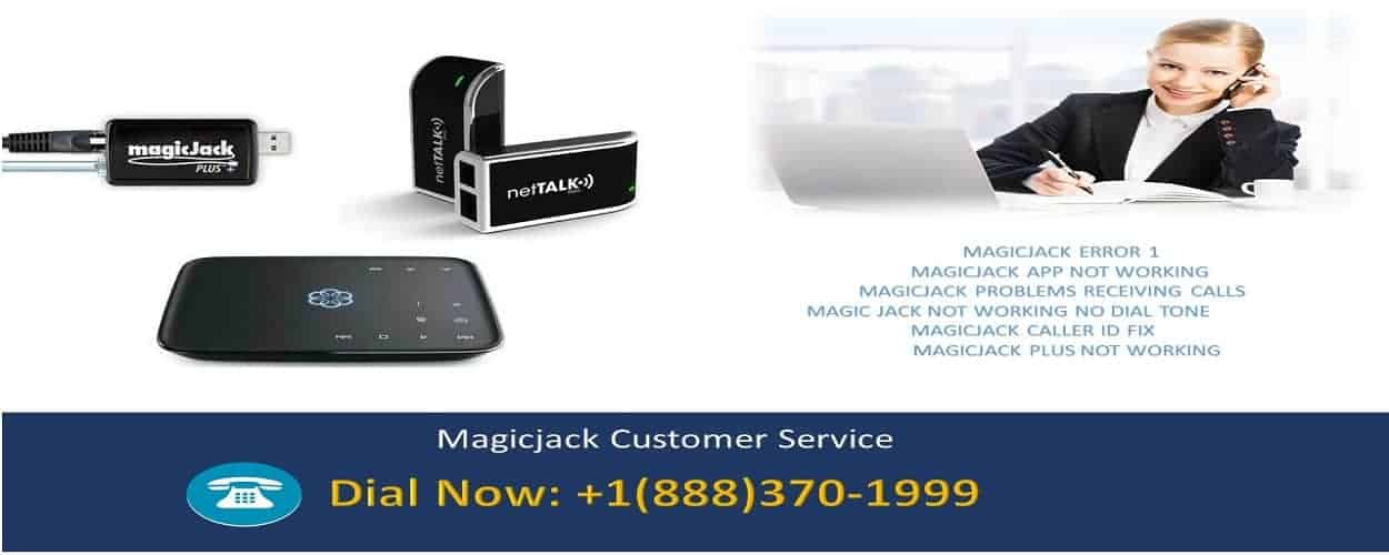 Magicjack customer support number