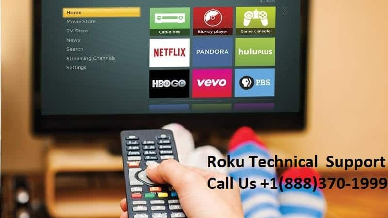 Roku Customer Service Phone Number |+1-888-370-1999 Roku com link
